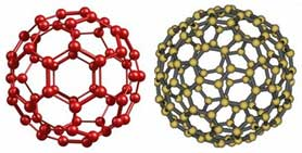 appearance of fullerenes