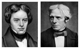 M. Faraday investigated colloidal solutions