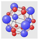 highly stable and symmetrical molecule Ti8C12